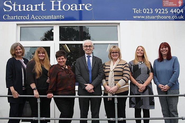 Stuart Hoare - Meet the Team