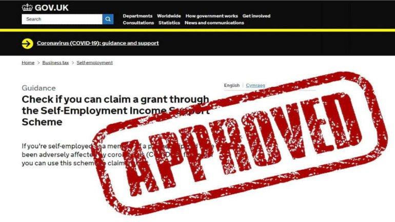 Self Employment Grant